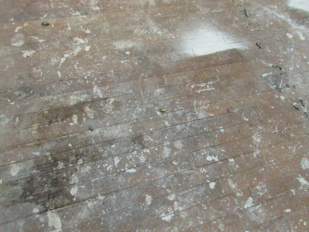 refinish wood floors