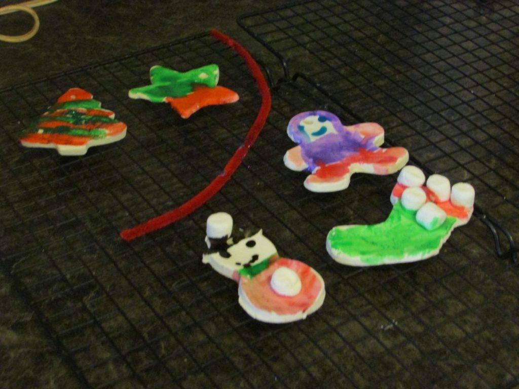 DIY christmas, DIY christmas crafts, christmas crafts kids, christmas ornaments, christmas ornaments homemade, homemade, ornaments, clay ornaments
