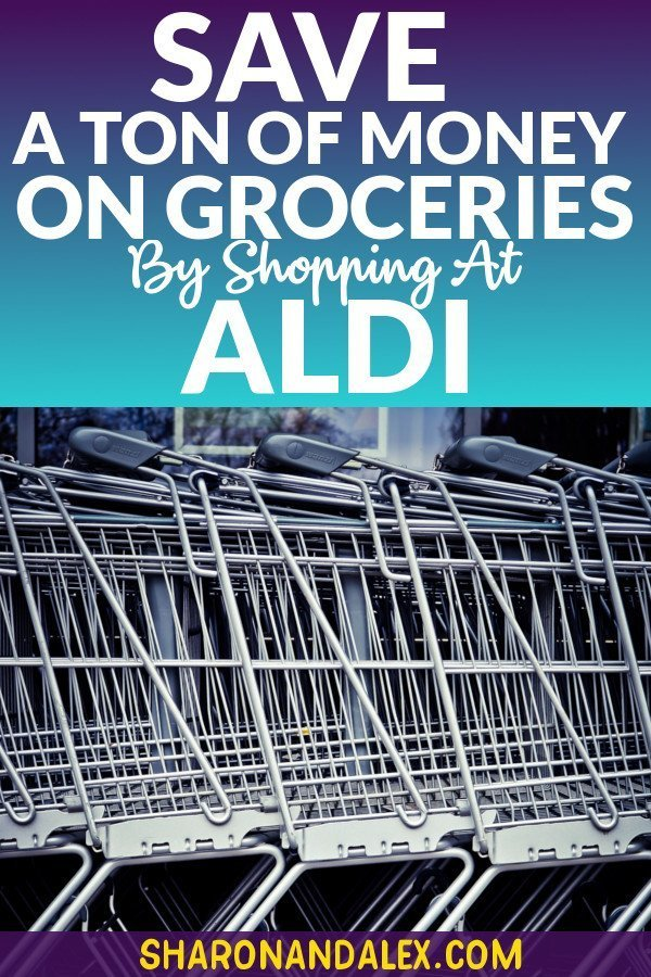 ALDI is my favorite place to buy groceries. It's affordable and the quality is amazing! Here's how you can save a ton of money on groceries by shopping at ALDI. #ALDI #savingmoney #frugalliving