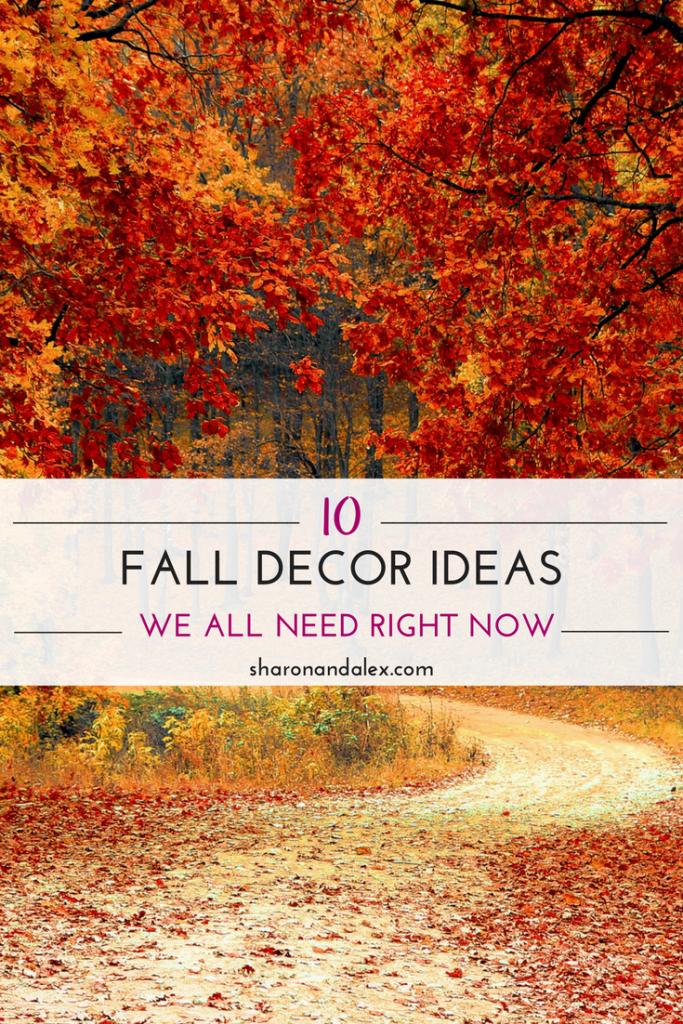 Fall decor, Pinterest, Fall decorating, ideas for fall