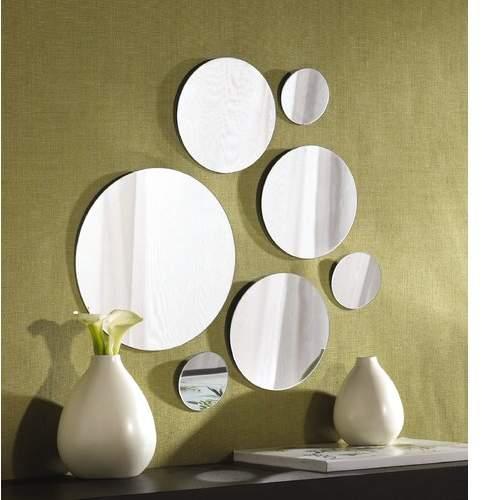 round mirror group