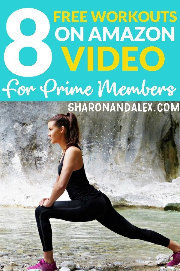 Did you know that Amazon Prime offers FREE workout videos? Here are 8 great and FREE workout videos you need to check out. #workouts #fitness #workoutideas #freeworkouts #healthandfitness #easyworkouts