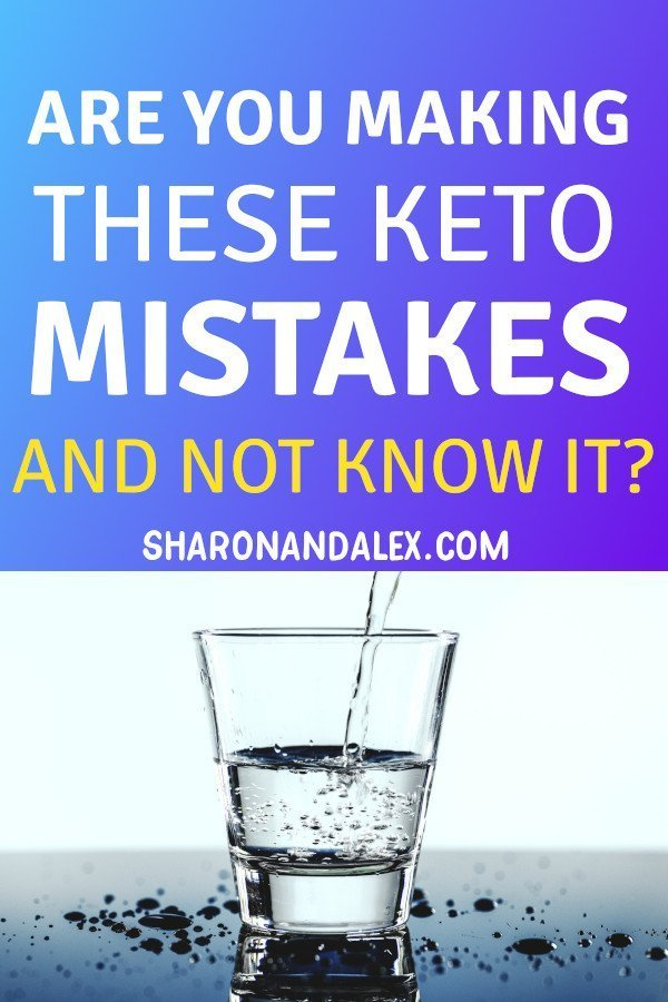 Are you making these common keto mistakes and don't know it? Starting the keto diet is like learning a foreign language. With some time and practice you'll be fluent in no time. #keto #ketogenicdiet #ketomistakes #diettips #ketodiettips