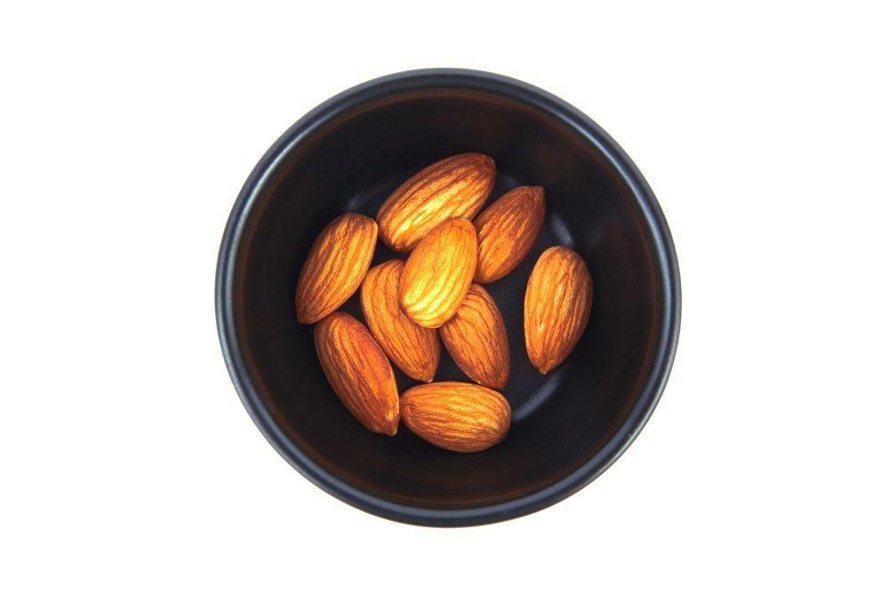 keto snack ideas almonds