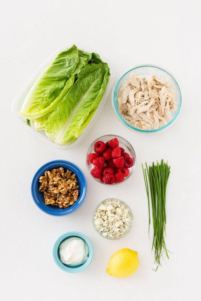 Keto Chicken Salad - Brit.Co